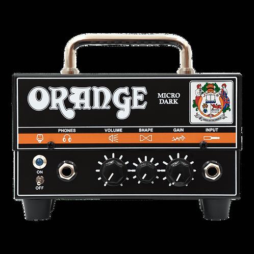 Orange Micro Dark 20W Hybrid Guitar Head