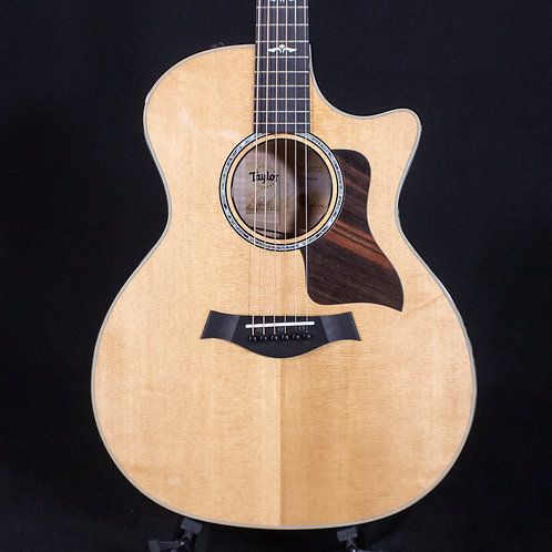 Taylor 614ce Brown Sugar Stain with V-Class Bracing 2018 USED (8122)