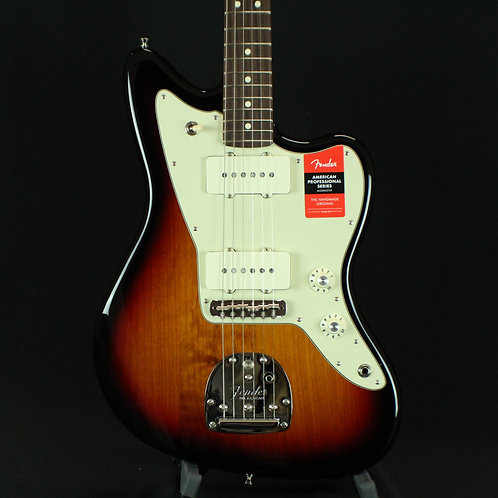 Fender® American Pro Jazzmaster® Rosewood, 3-Color Sunburst