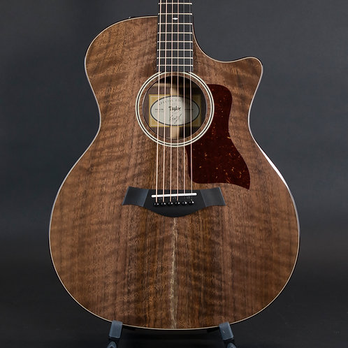 Taylor 524CE-LTD Walnut Grand Auditorium Acoustic-Electric