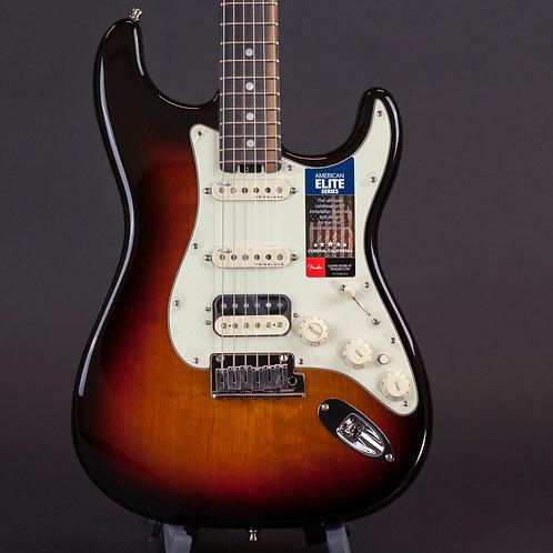 Fender American Elite Stratocaster HSS Shawbucker - 3 color Sunburst