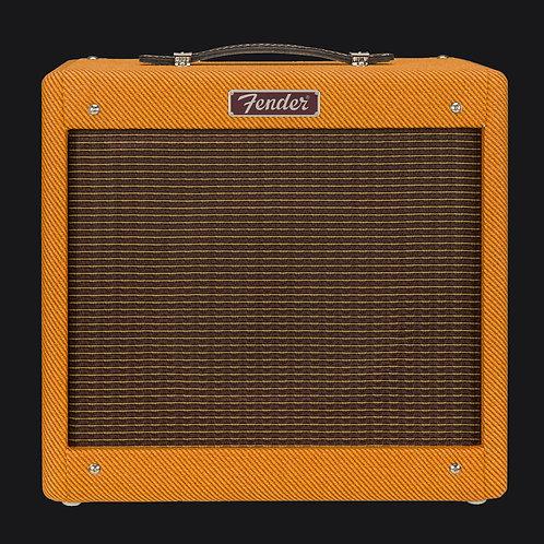Fender Hot Rod Pro Junior IV Guitar Combo Amplifier (1x10 Inch, 15 Watts), Lacqu