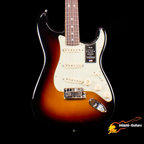 Fender American Ultra Stratocaster - Ultraburst with Rosewood Fingerboard