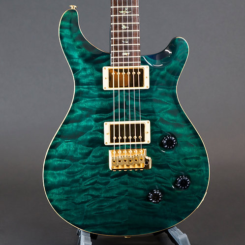 PRS Custom 22 Artist Package Quilt Maple Teal