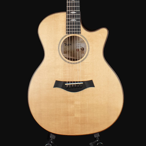 Taylor 614ce Builder's Edition Acoustic Electric Guitar (9110)