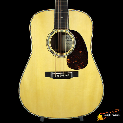 Martin D45 Custom Brazilian Rosewood Special Edition Dreadnought #14 of 15