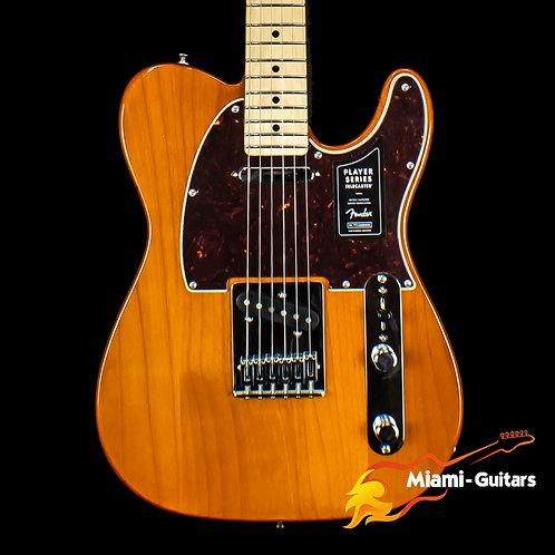 Fender Limited Edition Player Telecaster Transparent Aged Natural (6251)
