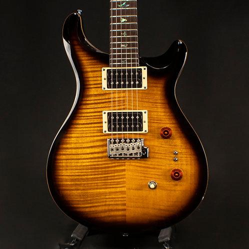 PRS SE Custom 24 35th Anniversary Black Gold Burst 2020 (8088)