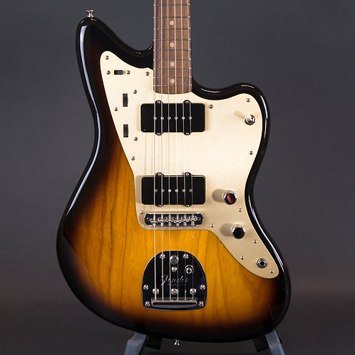 Fender 60th Anniversary '58 Jazzmaster with Rosewood Fretboard 2018 2 Color Sunb