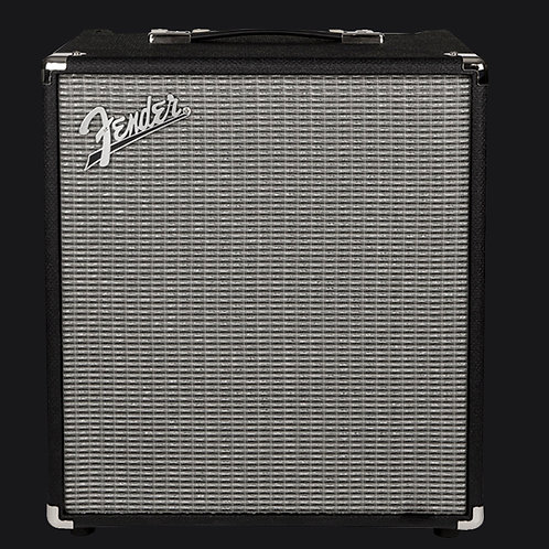 Fender Rumble 100 V3 Bass Combo 1x12 100W Black