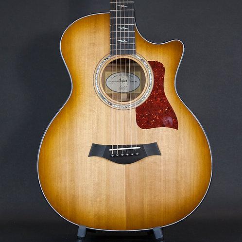 Taylor 714CE 12 Fret Limited Edition Cedar Top, Koa back and sides