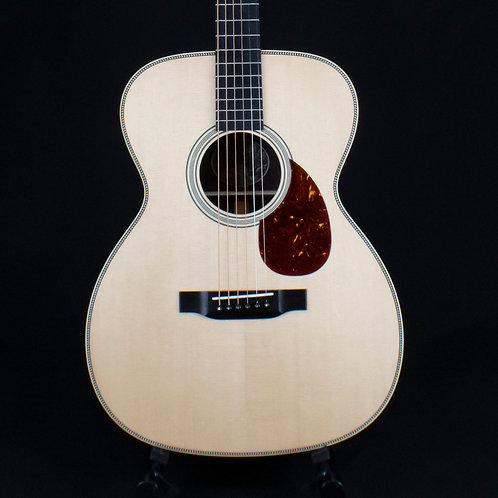 Collings OM2H Orchestra Model Adirondack Spruce Bracing (30556)