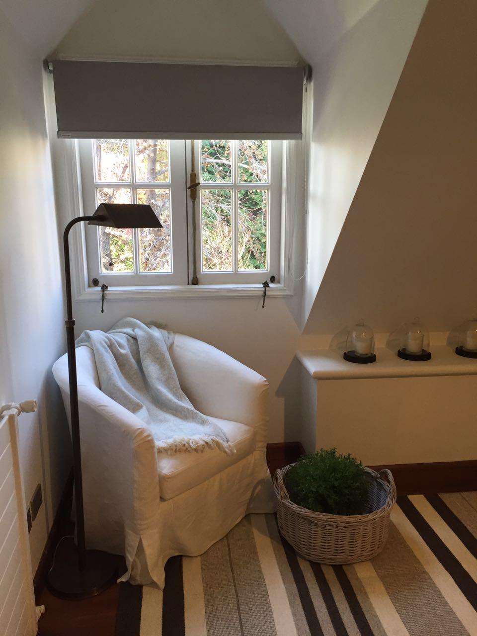 Dormitorio visitas Quinchimalí