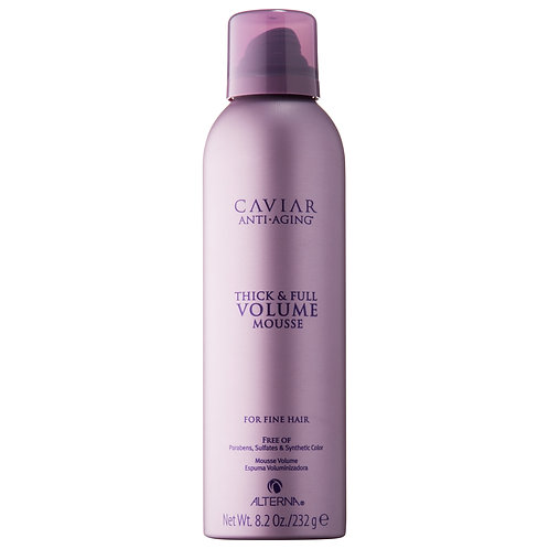 Caviar Thick & Full Anti-Aging Mousse 232g