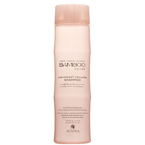 Bamboo Abundant Volume Shampoo 250ml