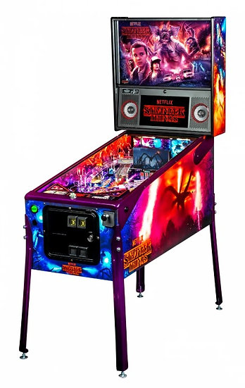 Пинбол Очень странные дела LIMITED EDITION Pinball