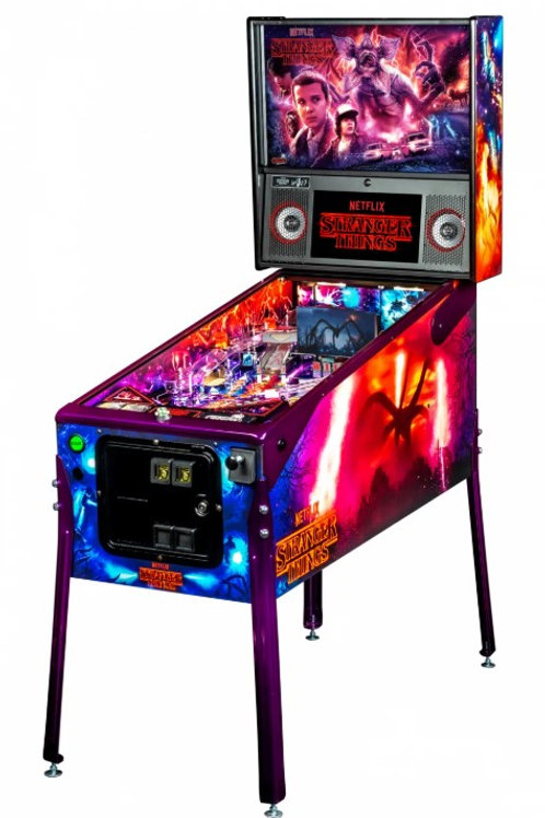Пинбол Очень странные дела LIMITED / Pinball STRANGER THINGS LIMITED