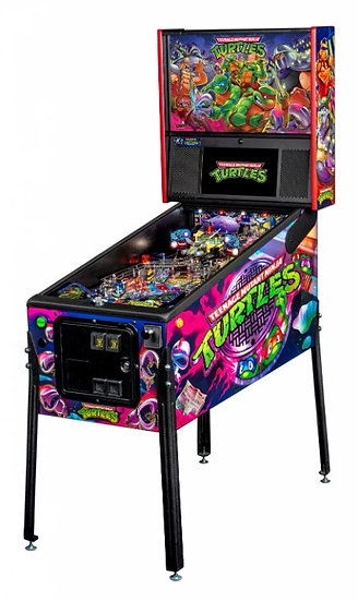 Пинбол TEENAGE MUTANT NINJA TURTLES PREMIUM Pinball
