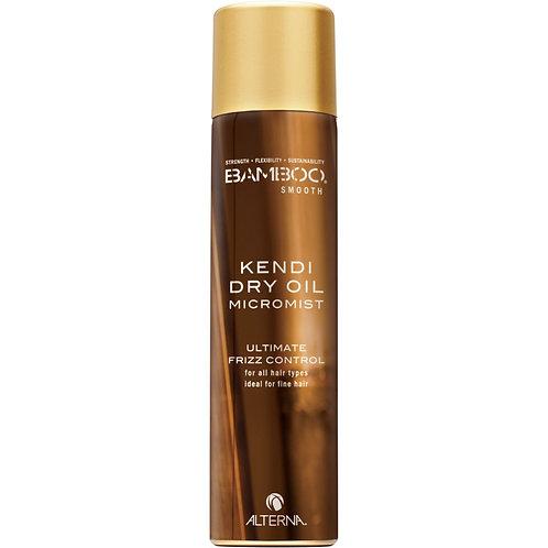 Bamboo Kendi Dry Oil Micromist 142g