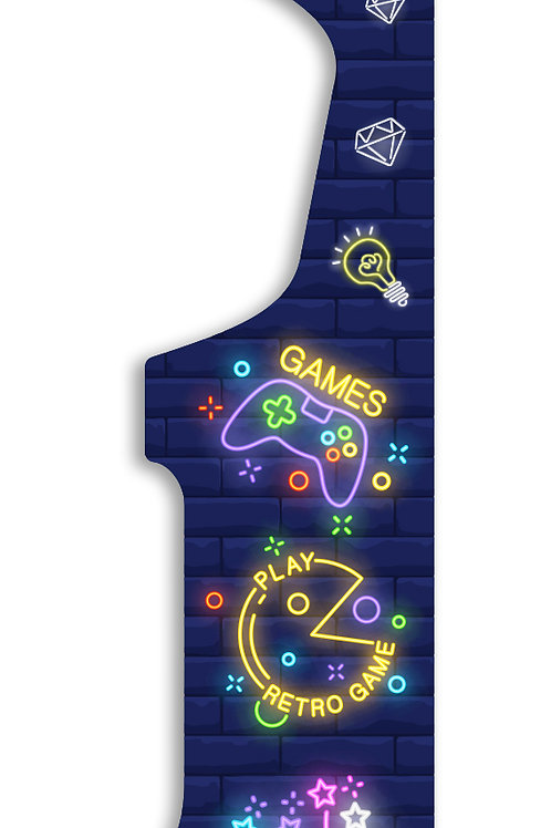 Игровой автомат (500 встроенных игр)
