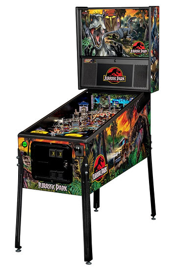 Пинбол Парк Юрского периода Premium Pinball