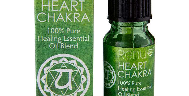 Heart Chakra 100% Pure Essential Oil - 10ml