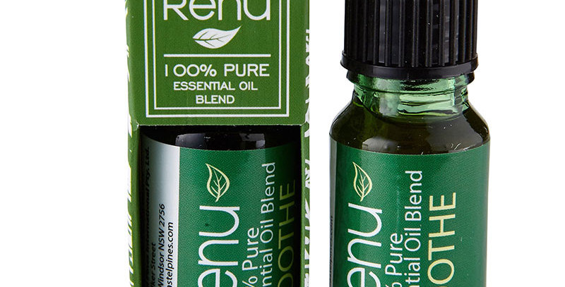 100% Pure Soothe Essential Oil Blend - 10ml