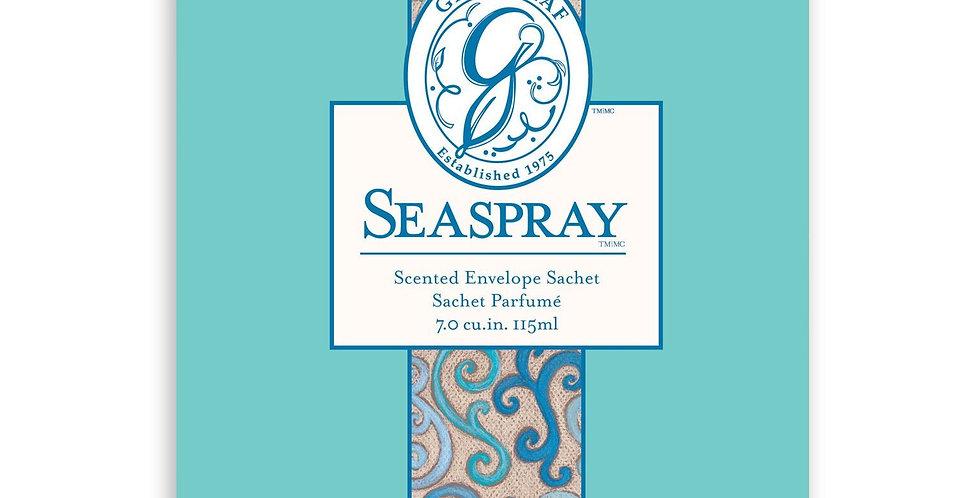 Seaspray - Large Scented Sachet