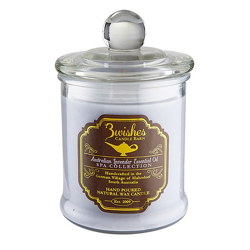 Australian Lavender - Large 80 hour Aromatherapy candle