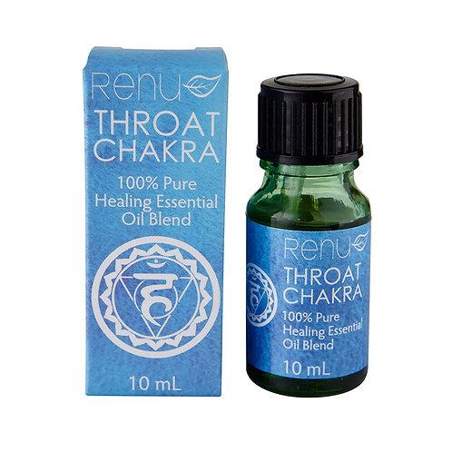 Throat Chakra 100% Pure Essential Oil - 10ml