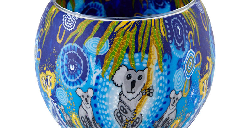 Koala Tea-light Bowl