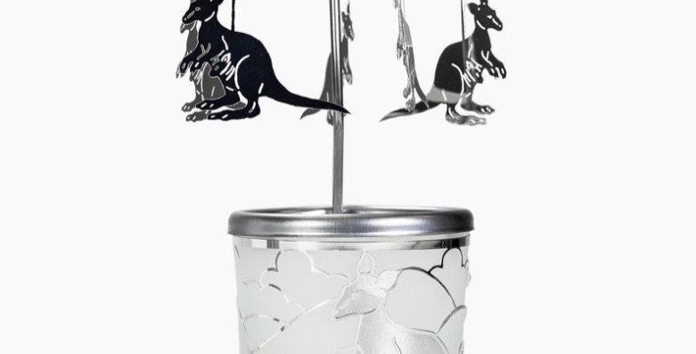 Kangaroo - Candle Rotary