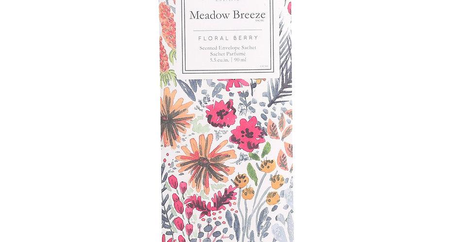 Meadow Breeze - Slim Scented Sachet