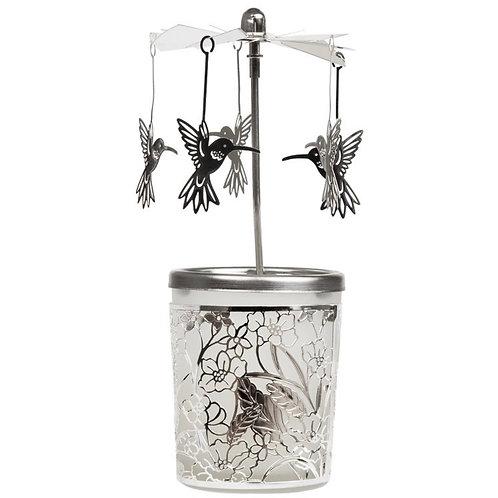 Hummingbird -Candle Rotary