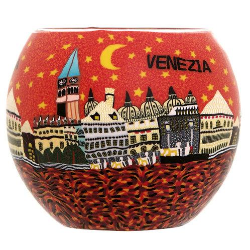 Imagine Venice Tea-Light & Votive Bowl - European Collection