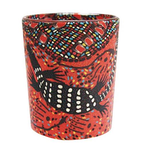 Perenti Tea-Light and Votive Holder - Dreamtime Collection