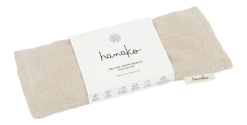 Hanako Lavender Organic Aromatherapy Eye Pillow