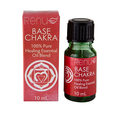 Base Chakra 100% Pure Essential Oil - 10ml