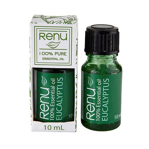 100% Pure Eucalyptus Essential Oil - 10ml