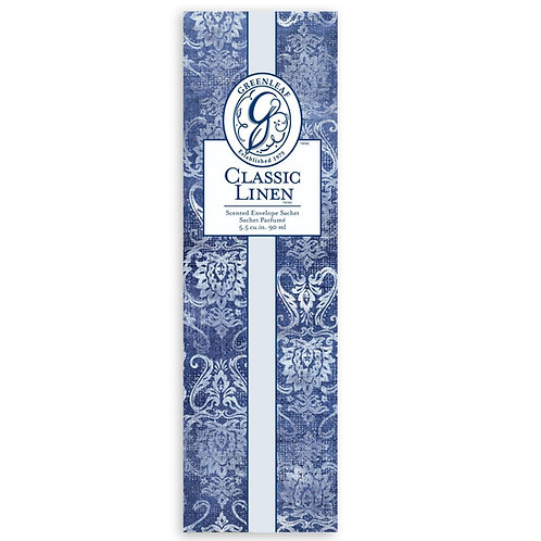 Classic Linen - Slim Scented Sachet