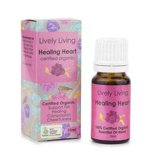 Healing Heart - Certified Organic Oil