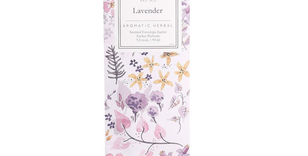 Lavender - Slim Scented Sachet
