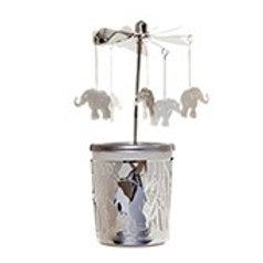 Elephant - Candle Rotary
