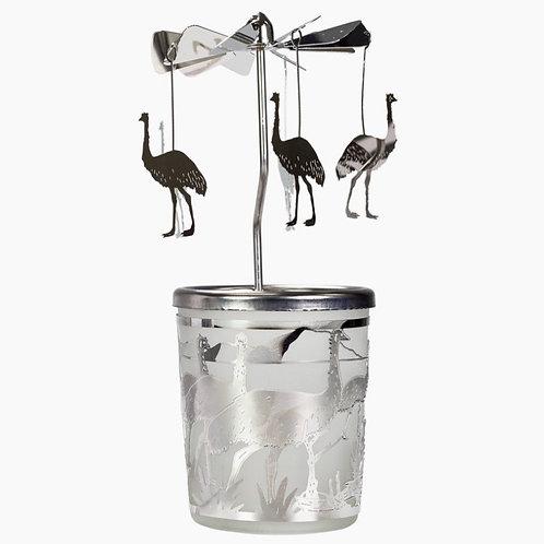 Emu - Candle Rotary