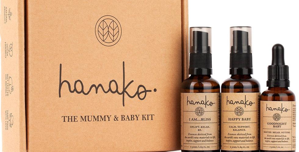Hanako Mummy & Baby Kit