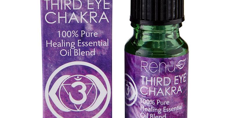 Third Eye Chakra 100% Pure Essential Oil - 10ml