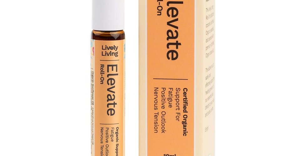 Elevate - Certified Organic Roll-On Oil