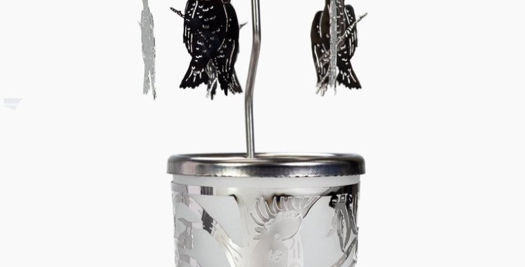 Cockatoo - Candle Rotary