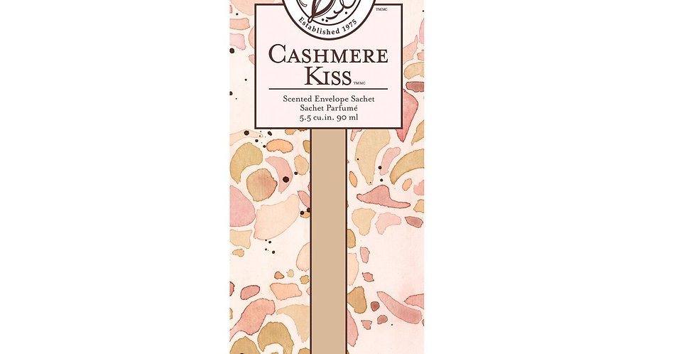 Cashmere Kiss - Slim Scented Sachet