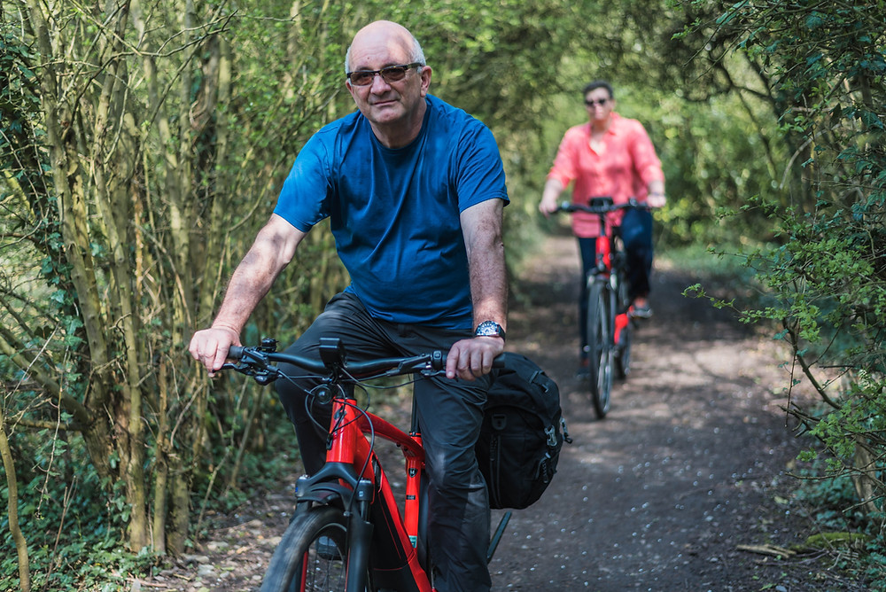 Electric bike holidays in the UK's National Forest